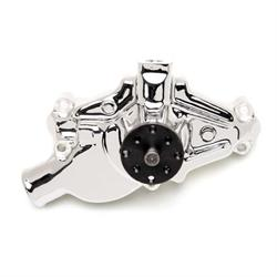 Edelbrock 88104 Victor Series Mechanical Water Pump,Small Block Chevy