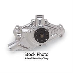 Edelbrock 88124 Victor Series Water Pump, 1971-82 S/B Corvette