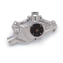 Edelbrock 8822 Victor Series Water Pump, 1971-82 S/B Chevy Corvette