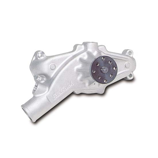 Edelbrock 8850 Victor Series Water Pump, Big Block Chevy, Short