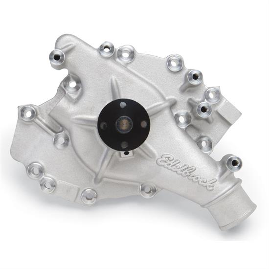 Edelbrock 8866 Victor Series Mechanical Water Pump, Big Block 429,460