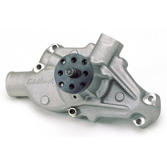 Edelbrock 88824 Victor Series Mechanical Water Pump,Small Block Chevy