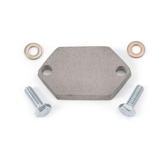 Edelbrock 8971 Performer Series Carburetor Choke Adapter, Ford