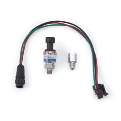 Edelbrock 91283 QwikData 2 Pressure Transducer, 0-1500 psig