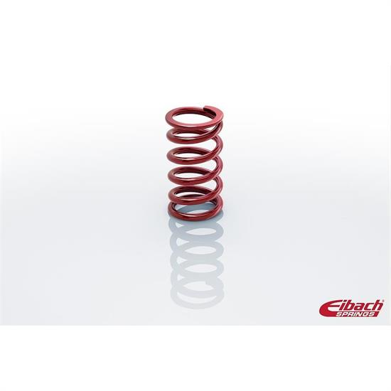 Eibach 0700.250.0375 Coilover Spring, 375 lbs/in, 2.5 ID, 7 in.