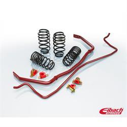 Eibach 15106.880 Pro-Plus Kit, Pro-Kit Springs/Sway Bars, Quattro