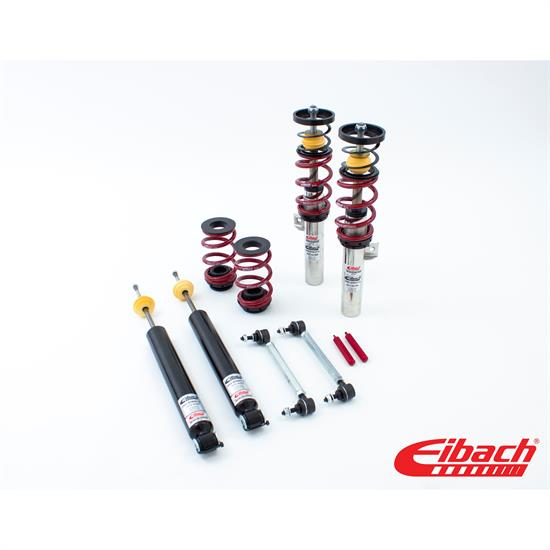 Eibach 2072.711 Pro-Street Coilover Kit, Height Adjustable, M3