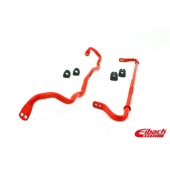 Eibach 35115.320 Anti-Roll-Kit, F/R Sway Bars, Ford Mustang