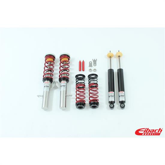 Eibach 35140.711 Pro-Street Coilover Kit, Height Adjustable