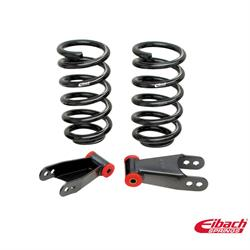 Eibach 3816.530 Pro-Truck Kit, Front Springs/Rear Shackle, Chevy