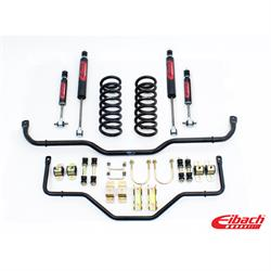 Eibach 3849.68 Pro-System-Plus Performance Package, 67-74 GM F/X-Body