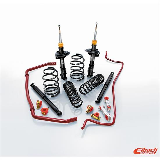Eibach 4018.680 Pro-System-Plus Springs, Shocks/Sway Bars, Civic