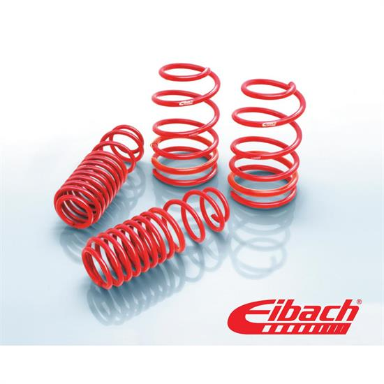 Eibach 4.10985 Sportline Kit, Set/4, F/R, VW GTI
