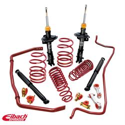 Eibach 4.11535.680 Sport-Plus Springs, Shocks/Sway Bars, Mustang