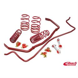 Eibach 4.9885.880 Sport-Plus Kit, Sportline Springs/Sway Bars, VW