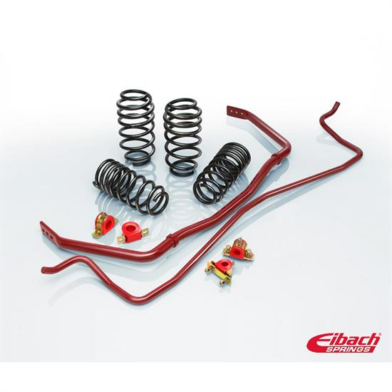 Eibach 8561.880 Pro-Plus Kit, Pro-Kit Springs/Sway Bars, VW Golf