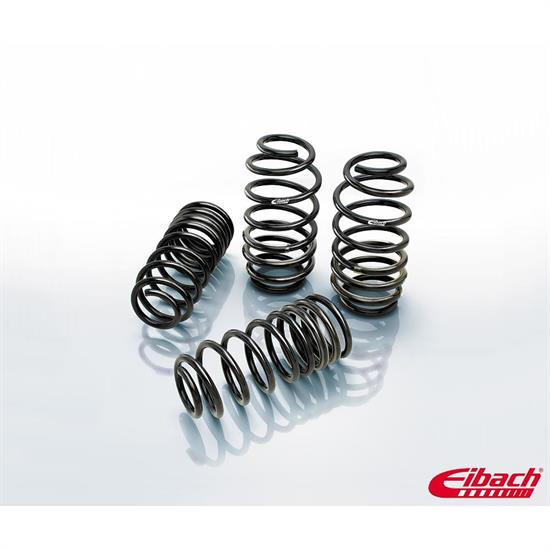 Eibach 8564.140 Pro-Kit Performance Springs, Set/4, F/R, VW Golf