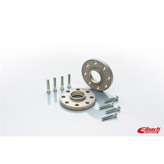 Eibach 90.6.15.041.1 Pro-Spacer Kit, 15mm Pair, Toyota Yaris