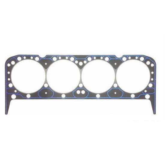 Fel-Pro P1034 S/B Chevy 265-400 Steel Ring Head Gasket 4.200 Inch Bore