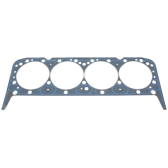 Fel-Pro Gaskets 1043 S/B Chevy Head Gasket, 4.080 In. Bore, .039 Thick
