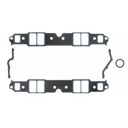 Fel-Pro Gaskets 1207 S/B Chevy Intake Manifold Gaskets, 1.38x2.28 Inch