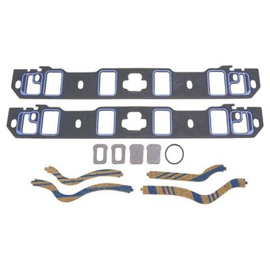 Edelbrock 2121 Ford 260//289//302 Performer Intake Manifold w//Bolts//Gaskets//RTV