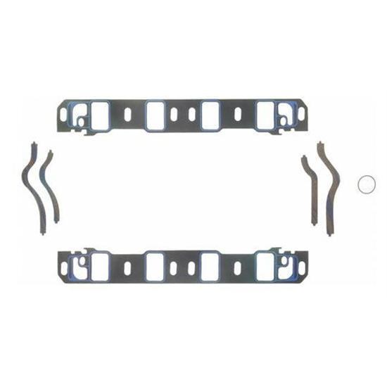 Fel-Pro Gaskets 1262 Small Block Ford Intake Gasket Set-1