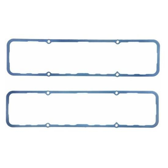 Fel-Pro P1628 Small Block Chevy Valve Cover Gaskets-1/4 Inch