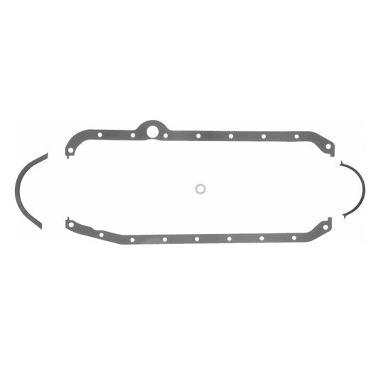 Fel-Pro Gaskets 1803 1975-1979 Small Block Chevy Oil Pan Gasket Set