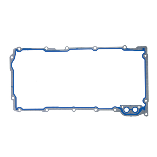 Fel-Pro OS30693R Engine Oil Pan Gasket, PermaDry