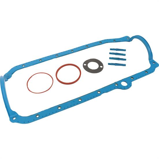 Dipstick Rubber Oil Pan Gasket Passenger Side For 1980-1985 Chevy SBC 350 Auto Parts and Vehicles Car & Truck Oil Pan Gaskets