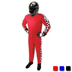 Finishline Qualifier Racing Suit One Piece Single Layer SFI-1 Fire Retardant