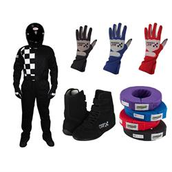 Finishline Double-Layer One-Piece Racing Suit Combos