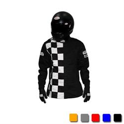 Finishline Two-Layer SFI-5 Certified Racing Suit Jacket Flame Retardant