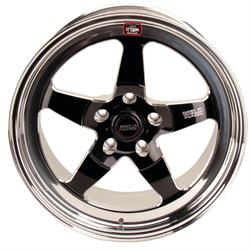 Weld Racing 71HB-8090B61A 18 In. RT-S71 Front Wheel For G-Comp Nova
