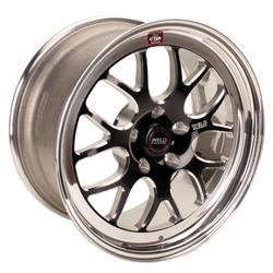 Weld Racing 77HB-8090B61A 18 In. RT-S77 Front Wheel For G-Comp Nova