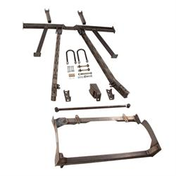 G-Comp 1962-67 Chevy II Nova Rear Suspension Kit