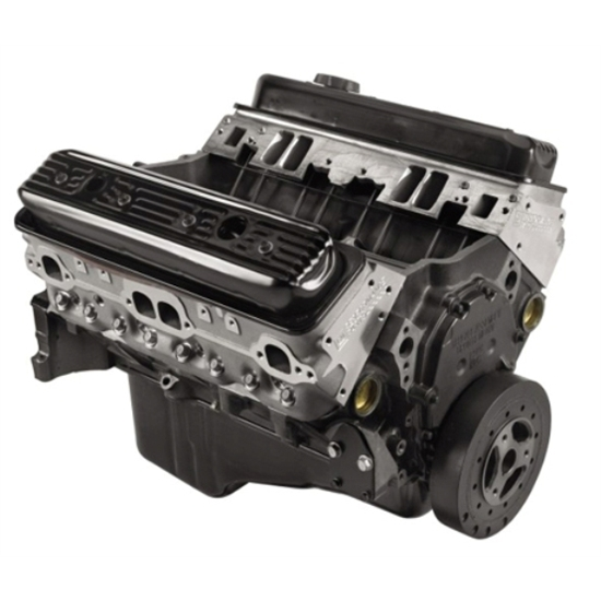 Gm performance 12498772 small block chevy zz383 stroker crate engine malvernweather Gallery