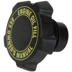 Chevrolet Performance 15681150 Oil Cap, GM Late Model