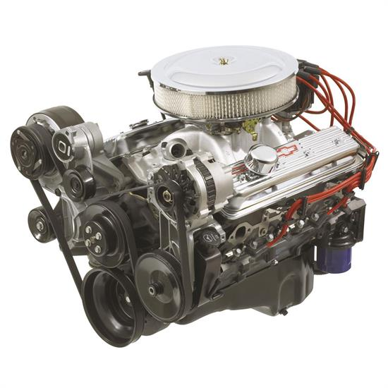 Chevrolet Performance 19210009 Sbc 350 Ho Turn Key Crate Engine