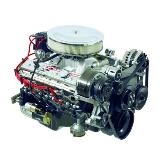 Chevrolet Performance 19210009 SBC 350 HO Turn-Key Crate