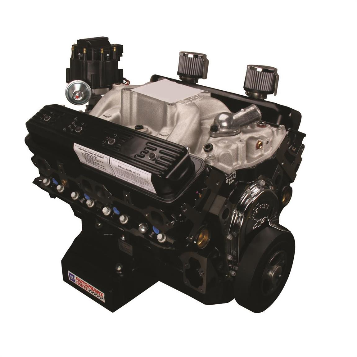 Crate Engines/Motors - Free Shipping @ Speedway Motors