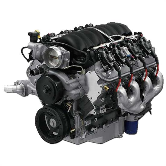 Chevrolet Performance 19301326 LS3 6.2 LS Crate Engine, 430 HP