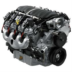 Chevrolet Performance 19301358 LS376/480 LS Crate Engine, 495 HP