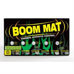 DEi 05204 Boom Mat Damping Material, 12 x 12-1/2 Inch, 8 Sheets
