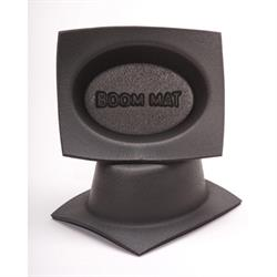 DEi 050361 Boom Mat Speaker Baffle, 5 X 7 Inch Oval Slim