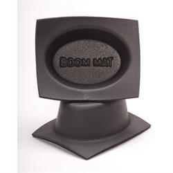 DEi 050370 Boom Mat Speaker Baffle, 6 X 8 Inch Oval