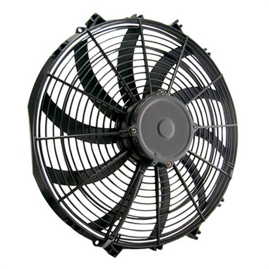 Universal Fit Electric Cooling Fan Type Single Quany 16 Inch Diameter