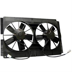 Maradyne MM22KS Dual Cooling Fan, 11 Inch w/Side Mounting Flanges