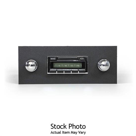 Custom Autosound CAM-BUK-66-230 USA-230 Custom In-Dash Radio